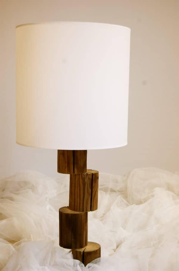 Lamp Logs 1 • Lamps & Lights