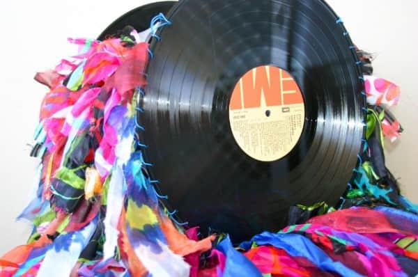 Vinyl Record Handbags 3 • Accessories