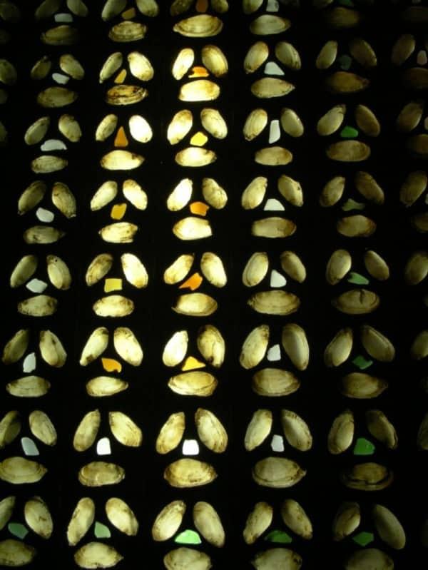 Sea Glass Art Light 2 • Lamps & Lights
