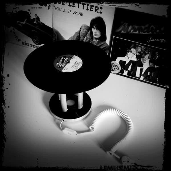 Vinyl Lamp 1 • Lamps & Lights