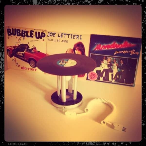 Vinyl Lamp 2 • Lamps & Lights