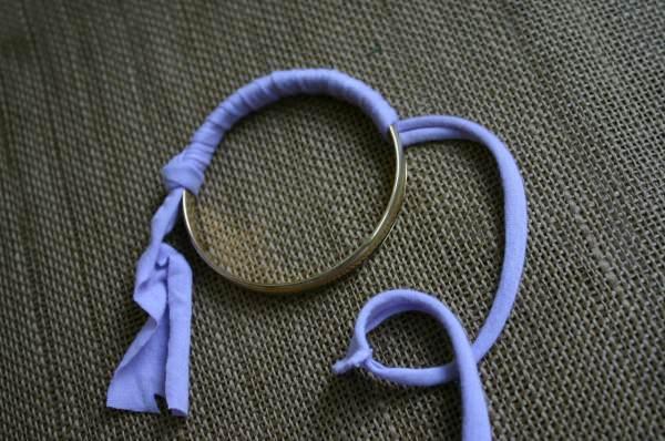T-shirt Bracelets 2 • Accessories