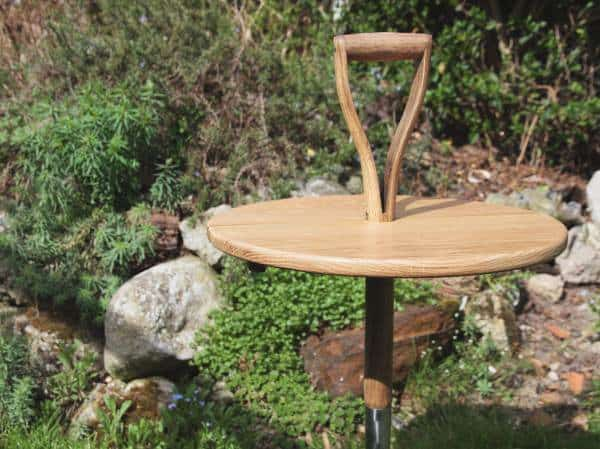 Garden Fork Table 2 • Recycled Furniture