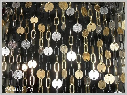 Curtain with Coins 2 • Accessories