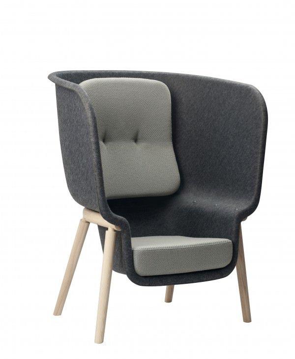 Pod by Benjamin Hubert for De Vorm 1 • Recycled Furniture