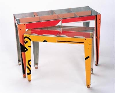 traffic signs table