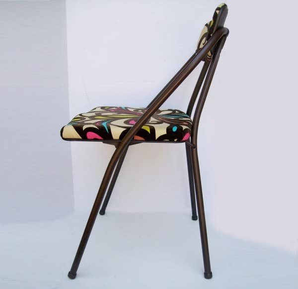 Vintage Folding Chair Refreshed 2 • Recycled Furniture