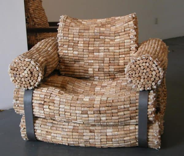 Cork Chair(S) 1 • Recycled Cork
