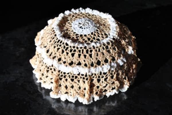 Crochet Doily Bowls 2 • Clothing