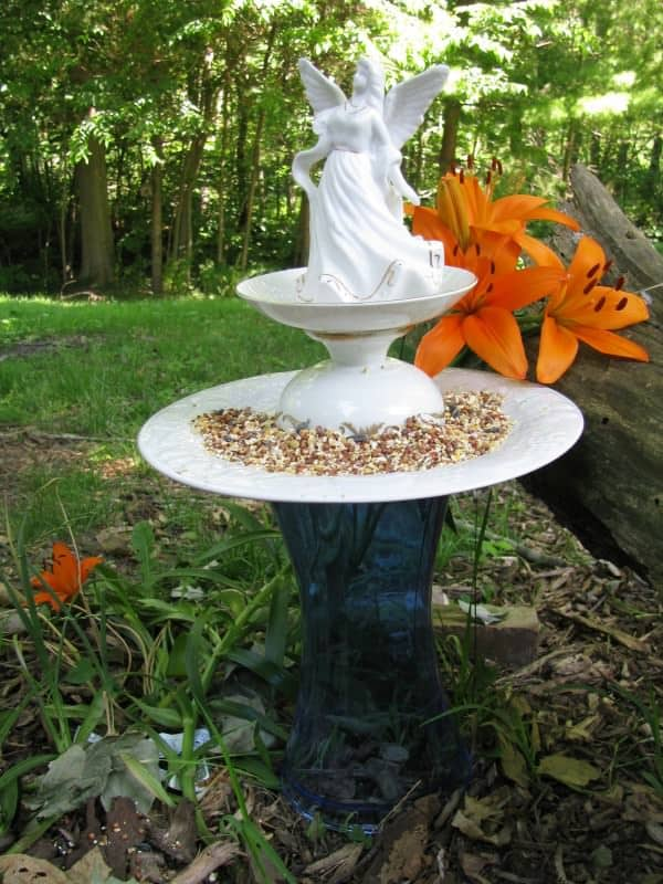 Garden Art 2 • Recycled Art