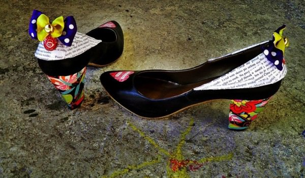 Shoe Recycling 1 • Accessories