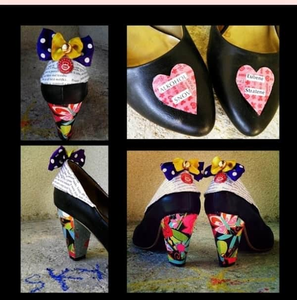 Shoe Recycling 2 • Accessories