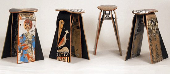 deck-stool