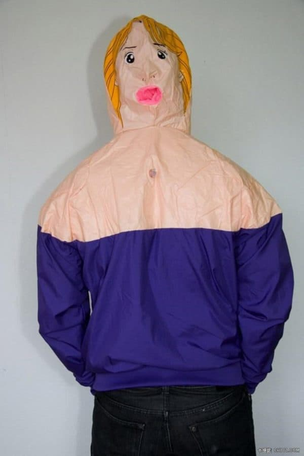 When Sex Dolls Become Jackets... 3 • Accessories