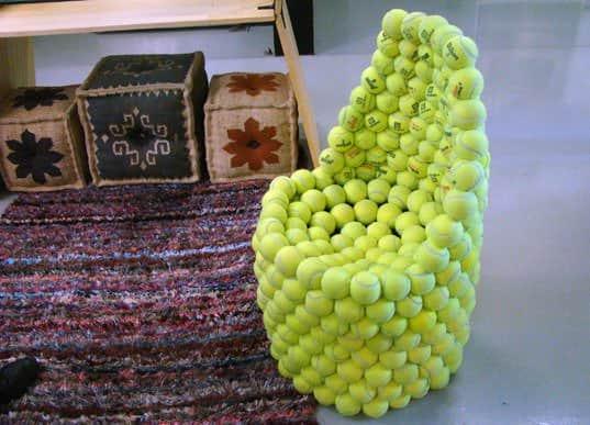tennisballchair