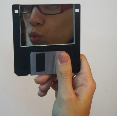floppy-mirror