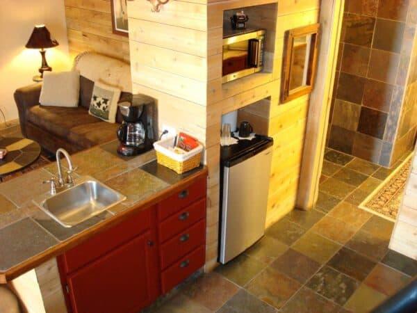 1940's Grain Silo Bed & Breakfast 11 • Home Improvement