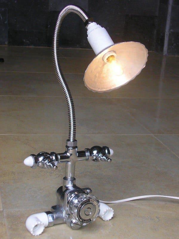Regulator Water Heater Pipe Lamp 1 • Lamps & Lights