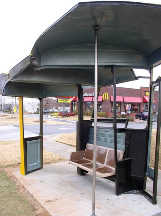 Bus Stop Shelter 5 • Home Improvement