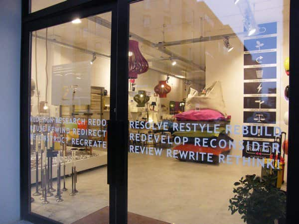 re-use shop