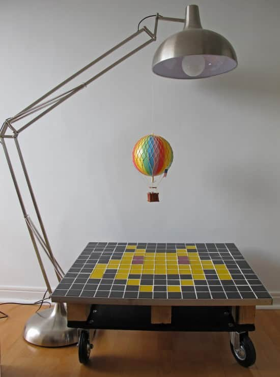 TABLE-BASSE-PALETTE-Récup-RECYCLé-SPACE-INVADER-16