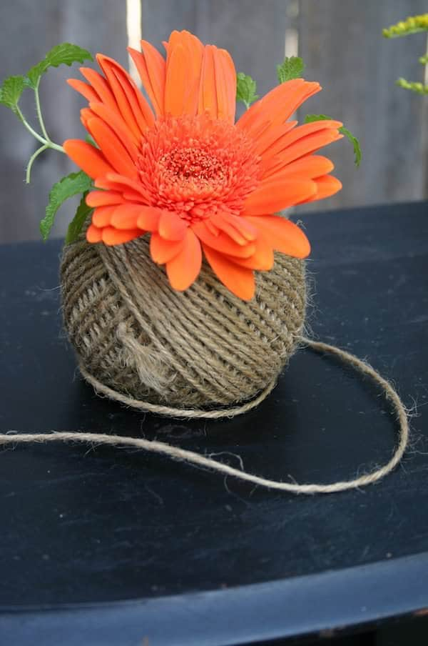 Spools Twine Vases 2 • Accessories