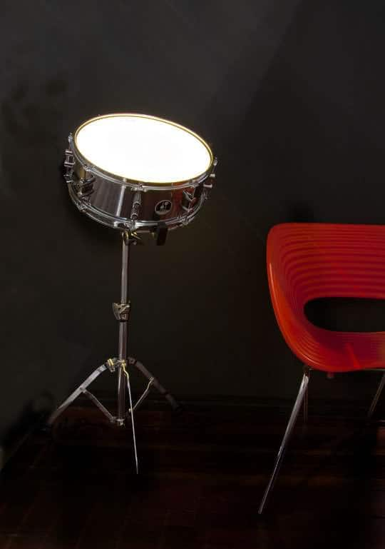 The Drum Light 2 • Lamps & Lights