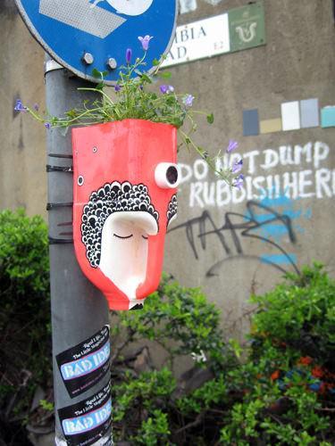 Head Gardner 2 • Interactive, Happening & Street Art