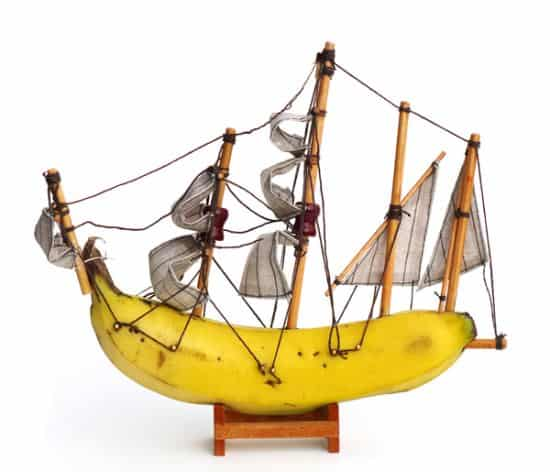 Banana Boats 2 • Wood & Organic