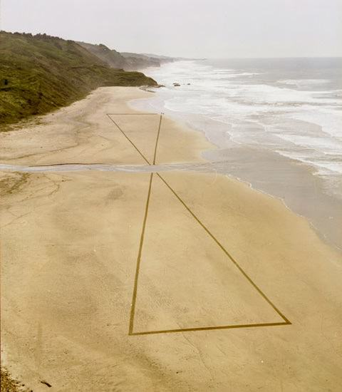 Sand Art by Jim Denevan 4 • Interactive, Happening & Street Art