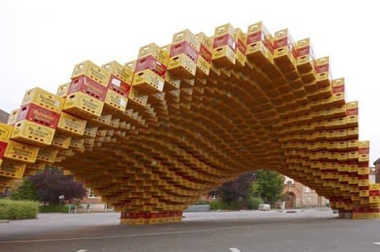 2000 Beer Crates Pavillon 2 • Home Improvement
