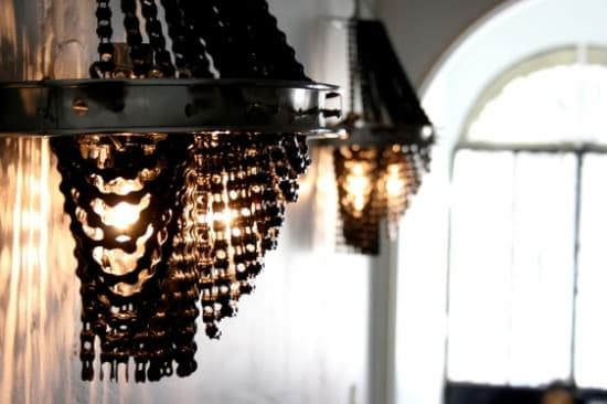 Bicycle Chandelier 3 • Lamps & Lights