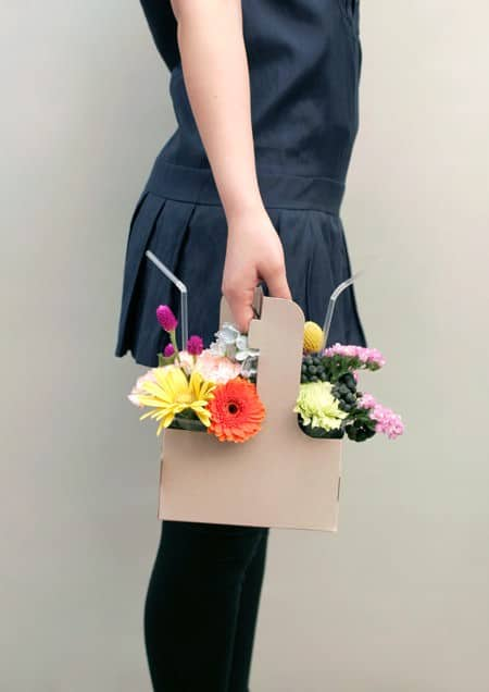 Different Bouquets 4 • Recycled Packaging
