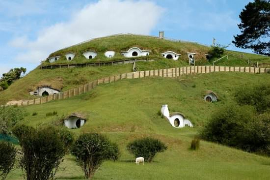 Hobbitons Reused As Houses For The Sheeps 5 • Home Improvement