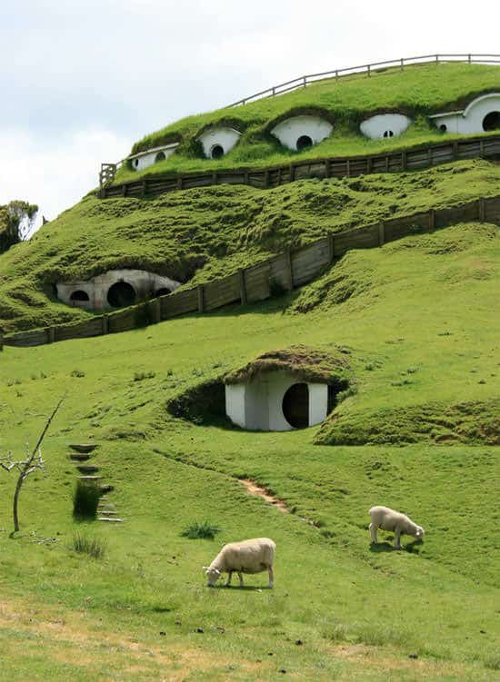 Hobbitons Reused As Houses For The Sheeps 2 • Home Improvement