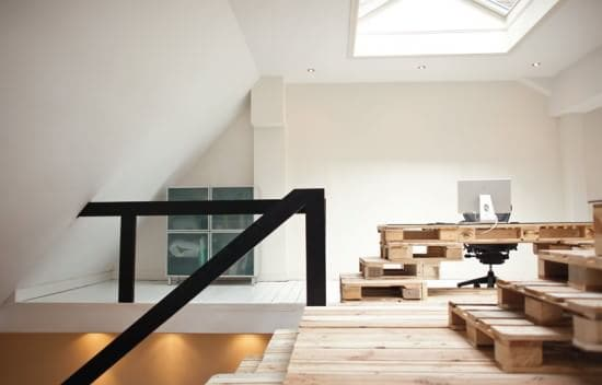 Pallet Office by Most Architecture 7 • Home Improvement