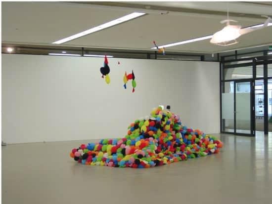 Balloon Tank 3 • Interactive, Happening & Street Art