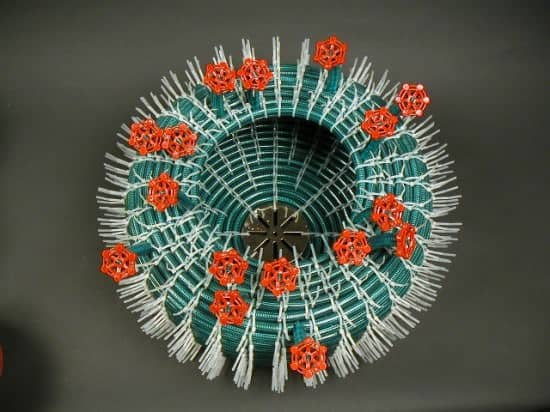 Hose Cactus 6 • Recycled Art