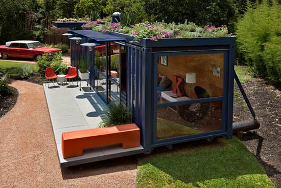 Container Guest House 2 • Home Improvement