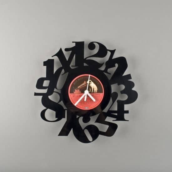 Vinyls Upcycled Into Clocks By Pavel Sidorenko 2 • Recycled Vinyl