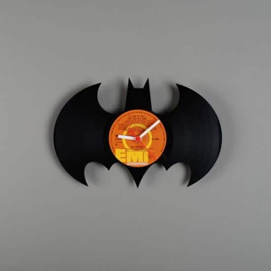 Vinyls Upcycled Into Clocks By Pavel Sidorenko 4 • Recycled Vinyl