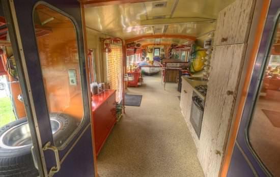 Train Bed & Breakfast 3 • Home Improvement