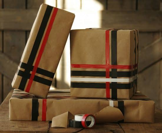 Diy : Gift Wrapping 1 • Accessories