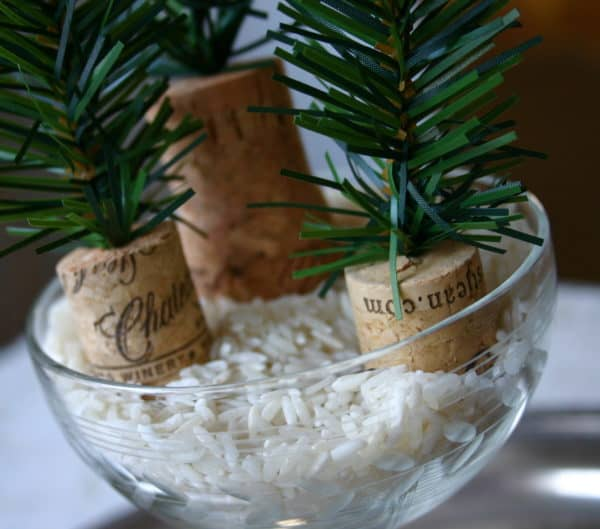 Diy: Tiny Trees From Upcycled Corks 13 • Do-It-Yourself Ideas