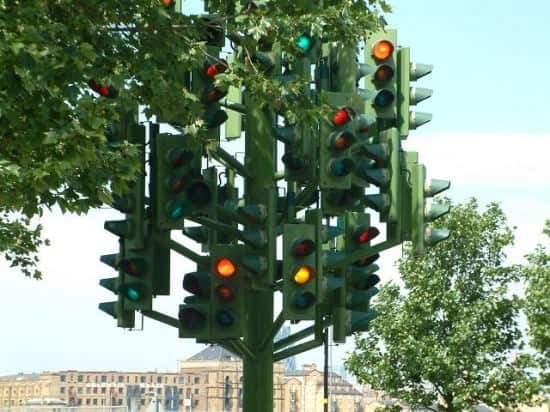 Traffic Light Tree 3 • Home Improvement