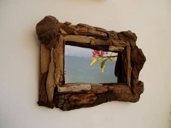 Driftwood Mirrors 1 • Recycled Art