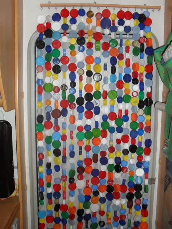 Bottle Stopper Curtain 1 • Accessories