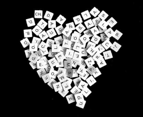 Scrabble Letter Lovers 1 • Do-It-Yourself Ideas