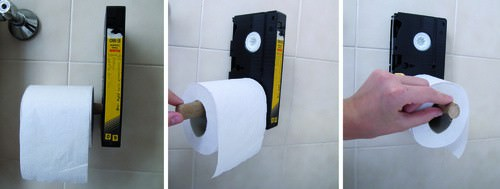 Toilet Vhs: Which Movie Will You Choose? 2 • Accessories