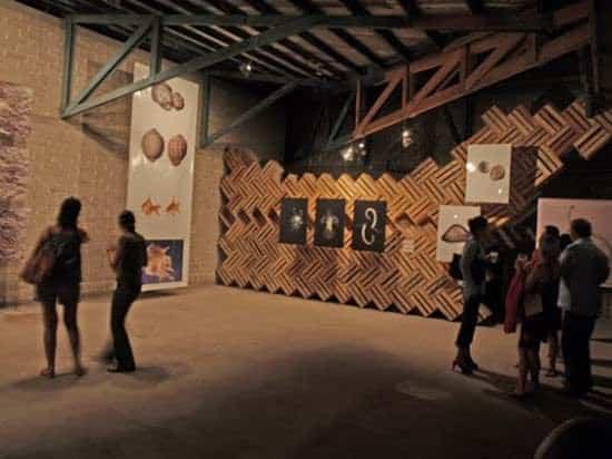 Wooden Crates Wall 2 • Home Improvement